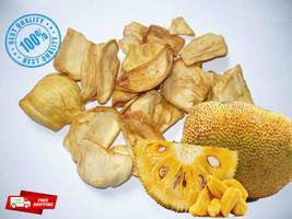 Dried Organic Jack fruit ripe/slices Sri Lanka Natural Forest Garden free Ceylon - $5.66+
