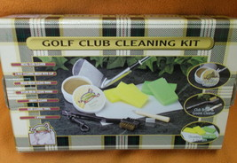 Golf Gifts & Gallery Golf Club Cleaning Kit 8 Pieces #UC252 UPC:02227507... - $185,48 MXN
