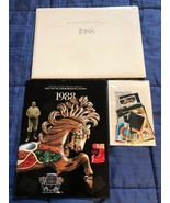 1988 USPS Mint Set Commemorative Stamps - Complete w/ Folder & Stamps & ... - $11.57