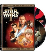 Star Wars: Episode I - The Phantom Menace DVD - $2.00