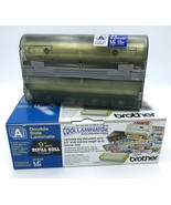 """2 Brother Cool Laminator Refills A4 9"""" LC-D9R Refill Double Side New + P... - $105.99"""