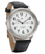 Vostok Retro Kirovskie K43 540851 /2415 Russian Classic Mens Watch White WWII - $108.89