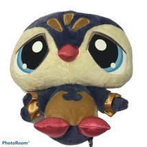 Littlest Pet Shop Hasbro Plush Sassiest Penguin  Stuffed Animal Plush Be... - $11.30