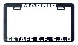 Getafe Club de Fútbol Getafe Madrdi España soccer license plate frame ho... - $7.99