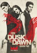 From dusk till dawn second season two 2  dvd 2016 3 disc  dj cotrona  zane holz thumb200