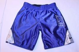 Toddler Boys Nike Sz 3T Blue Shorts 2 Pairs, One Pair Reversible - $9.49