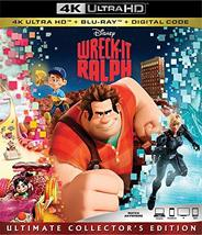 Disney Wreck It Ralph [4K UHD + Blu-ray + Digital]