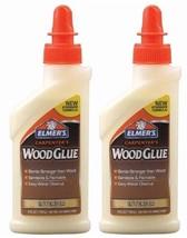2x ELMER'S E7000 4OZ CARPENTER'S WOOD GLUE INTERIOR PAINTABLE GLUE USA 6... - $8.99