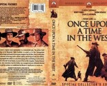new Once Upon a Time in the West 2-Disc DVD Set Special Collectors Edition SEALD