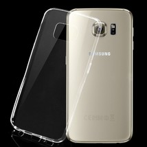 10 pcs lot New Ultra Clear Silicone Slim Soft Case Cover For SAMSUNG S6 ... - $24.85