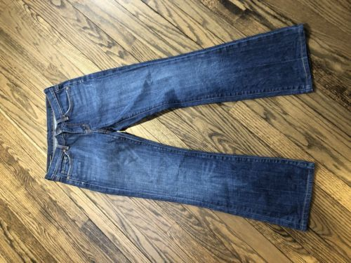 2e91d9541b2 12. 12. Previous. Citizens of Humanity Womens Amber #263 Stretc High Rise  Bootcut Jean Sz 26 x 29