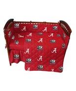 Alabama Crimson Tide Baby Crib Set Cotton - $102.90