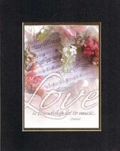 Happy Anniversary 8 x 10 Inches Biblical/Religious Verses set in Double ... - $11.14