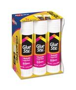 NEW Avery Permanent Glue Stics, White Application Photo Safe 1.27 oz, 6... - $15.10