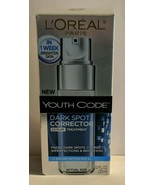 L'Oreal Paris Youth Code Dark Spot Corrector Original 1oz NIB - $24.95