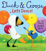 Duck & Goose, Let's Dance! (with an original song) [Board book] Hills, T... - $6.93
