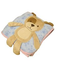 Cute Baby Thin Coral Fleece Blanket/Infant Spring and Summer Quilt Bear