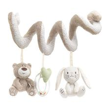 Baby Toys Mobile Educational Musical Toy Newborn Plush Rattles Playing O... - $19.00
