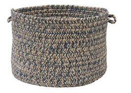 Colonial Mills Tremont Utility Basket, 14 by 10-Inch, Denim - $62.97