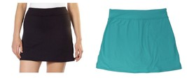 Colorado Clothing Women's Everyday Skort, Black/ Green. - $24.99