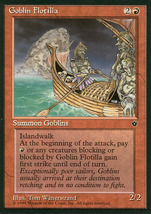 Magic: The Gathering - Fallen Empires - Goblin Flotilla - $0.49