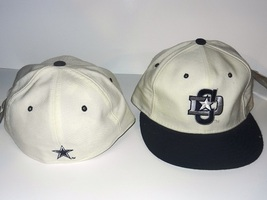 Dallas Cowboys Fitted Hat Size 6 3/4 - $5.99