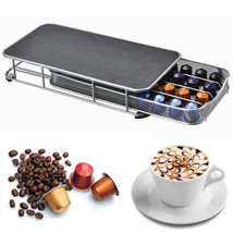 Coffee Capsules Pod Holder Stand Dispenser Anti Slip Rack Capsule For NE... - $57.21