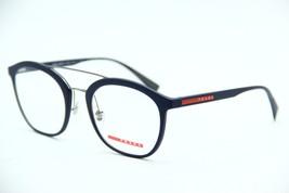 New Prada Sport Vps 02H U6W-1O1 Blue Eyeglasses Authentic Rx VPS02H 50-21 - $112.10