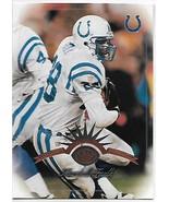 1997 Leaf #16 Marshall Faulk NM-MT Colts - $1.49