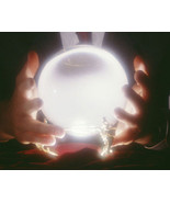 ASK ALBINA TO GAZE INTO HER CRYSTAL BALL & ANSWER YOUR QUESTION!! Cassia4 Magick - $32.00