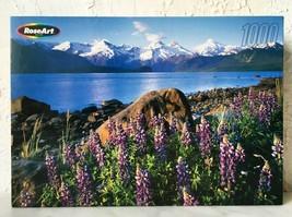 Glacier Bay National Park Alaska RoseArt Jigsaw Puzzle 1000 Pieces - $17.05