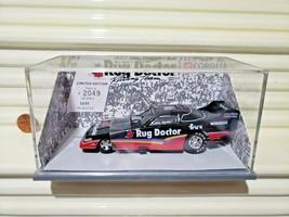Corgi Race Image Jim Epler Rug Doctor Funny Car New Mint In New Plexiglas Case - $23.75