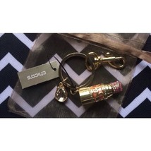 CHICO'S LIPSTICK Key Chain and Bag Clip NWT - $23.00