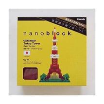 nanoblock Tokyo Tower clear version loft [Limited Edition] nano block (j... - $128.25