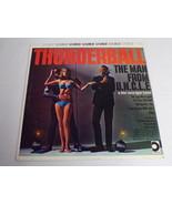 Thunderball man From UNCLE ORIGINAL Vintage 1966 Vinyl LP Record Album - $18.49