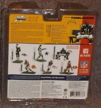 2007 McFarlane  NFL LaDainian Tomlinson San Diego Chargers Figure New In Package image 2