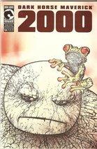 Dark Horse Maverick 2000 (Frank Miller) [Comic] Frank Miller; Paul Chadwick; Jas - $5.99