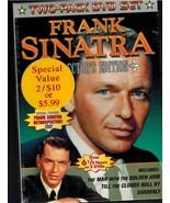 Frank Sinatra Collectors Edition (DVD, 2005) - $7.84