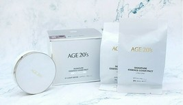 AGE20'S Signature Essence Cover Pact Long Stay K-Beauty Free Ship Track - $23.79+