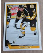#356 93-94 Upper Deck Cam Neely Boston Bruins R... - $1.00