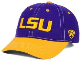 LSU Tigers NCAA TOW Triple Conference Snapback Hat - $15.79