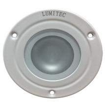 Lumitec Shadow - Flush Mount Down Light - White Finish - White Non-Dimming - $77.80