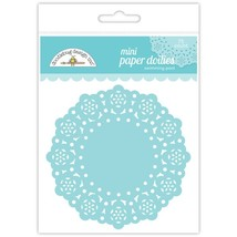 "MINI Paper Doilies.  75 Pack. 3""  Choose Color. Doodlebug Designs image 2"