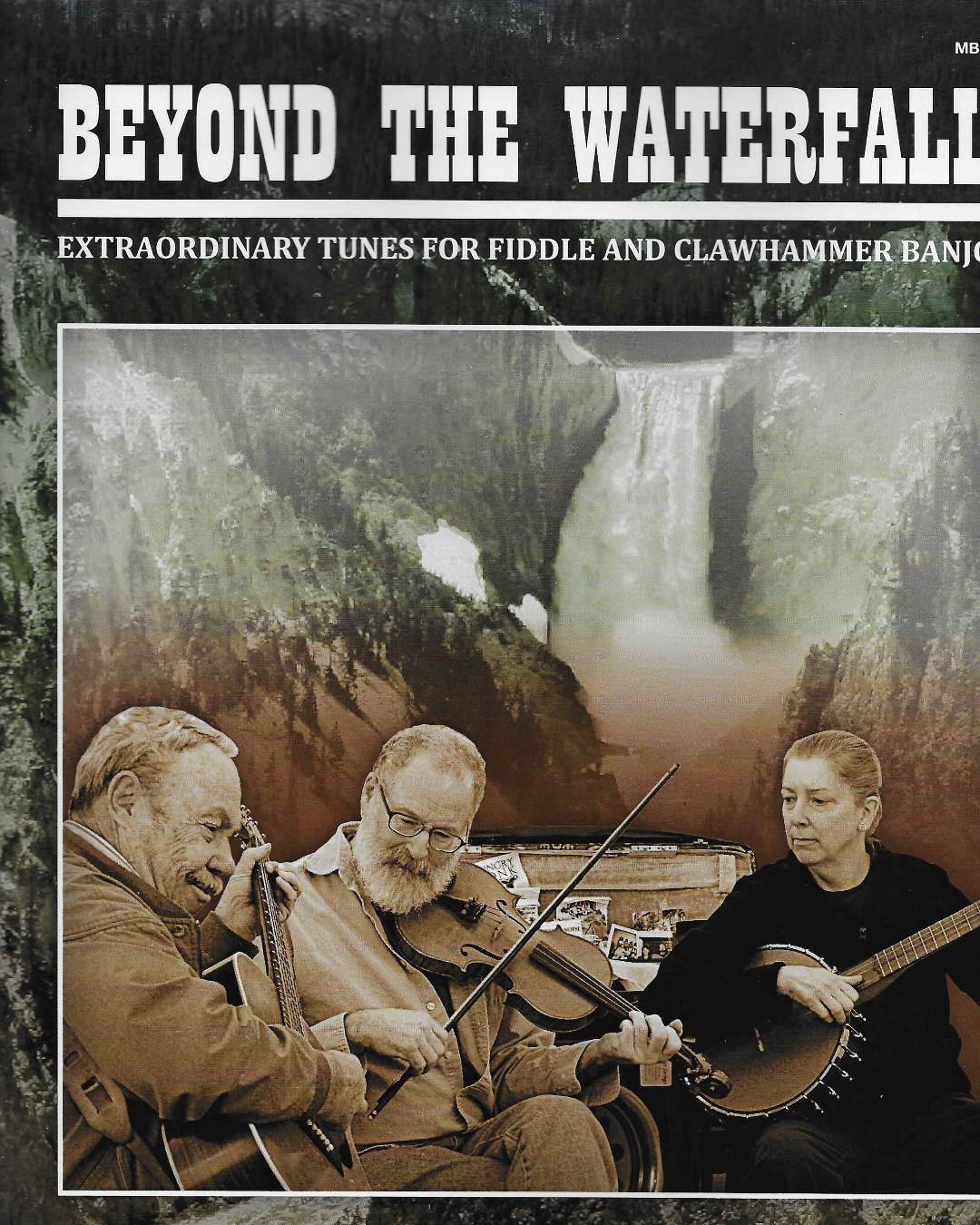 Beyond The Waterfall/Dan Levenson/Songbook For Banjo/Fiddle/Banjo TAB/Notation