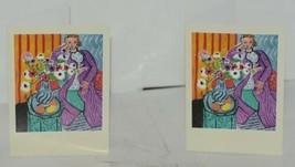 Caspari 15619 46 Matisse 8 Assorted Boxed Notes With Envelopes image 2