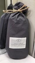 Restoration Hardware Italian Bold Satin Stitch Cotton King Sham Dusk NEW $115 - $39.99