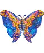"Unidragon Wooden Jigsaw Puzzles ""Intergalaxy Butterfl"" Wooden Puzzles fo... - $59.99+"