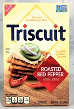 Nabisco Triscuit Roasted Red Pepper Crackers 8.5 oz - $5.89