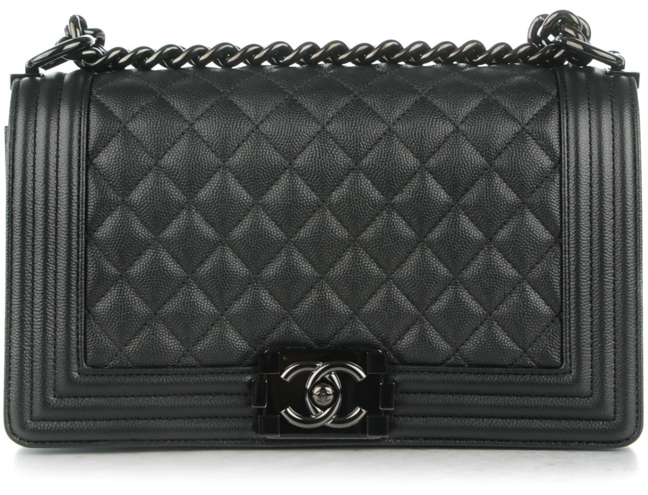 Auth Chanel Limited Edition 2017 So Black and 41 similar items. Soblack6 583c308a13100