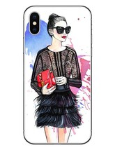 Coffee cup Fashion Slim Mom and daughter girlfriends Phone Case For iPho... - $272,23 MXN